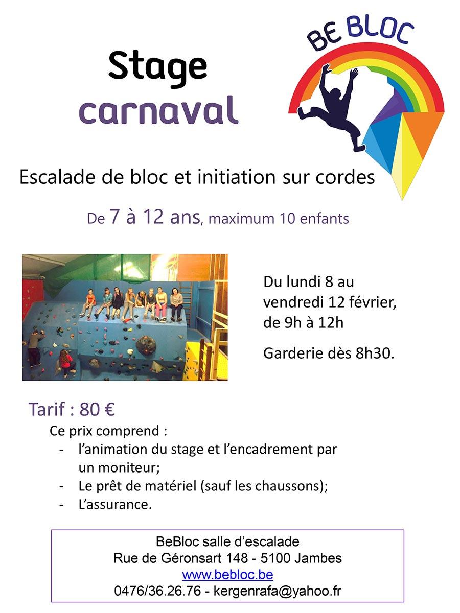 affiche_stage_carnaval_2016